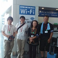 原水爆禁止世界大会in長崎大会に出発しました